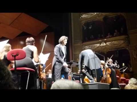Jonas Kaufmann in Nice Opera House 9-11-2012.