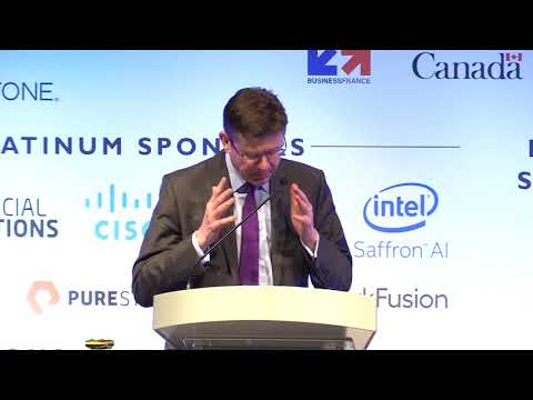'AI from Alan Turing to the Industrial Strategy' - Greg Clark MP @ The AI Summit London