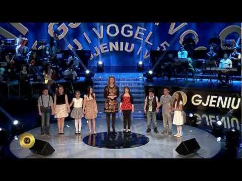 Gjeniu i vogel - NATA 5 LIVE - Edicioni 5 - 1 prill 2013