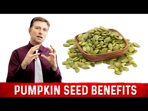 Nutritional Benefits of the Pumpkin Seed