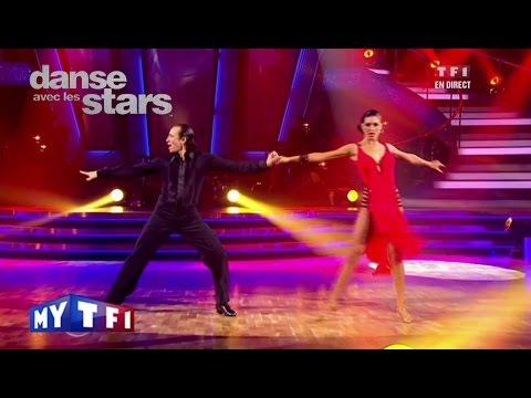DALS S02 - Un tango avec Philippe Candeloro et Candice Pascal sur Sexy Chick David Guetta
