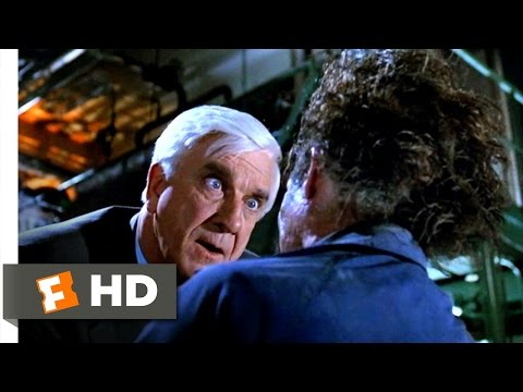 The Naked Gun 2½: The Smell of Fear 210 Movie   Interrogating Almost Dead Guys 1991 HD
