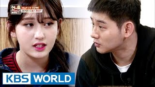 Somi falls for Jinyoung!The door gets locked during private lesson?[Sister's SlamDunk2 / 2017.03.31]