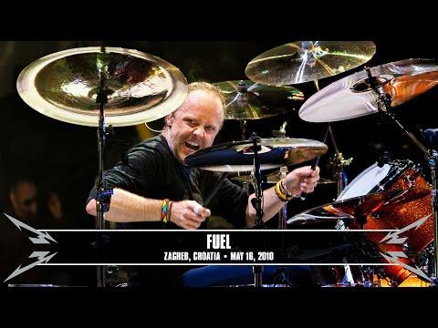 Metallica: Fuel (MetOnTour - Zagreb, Croatia - 2010)