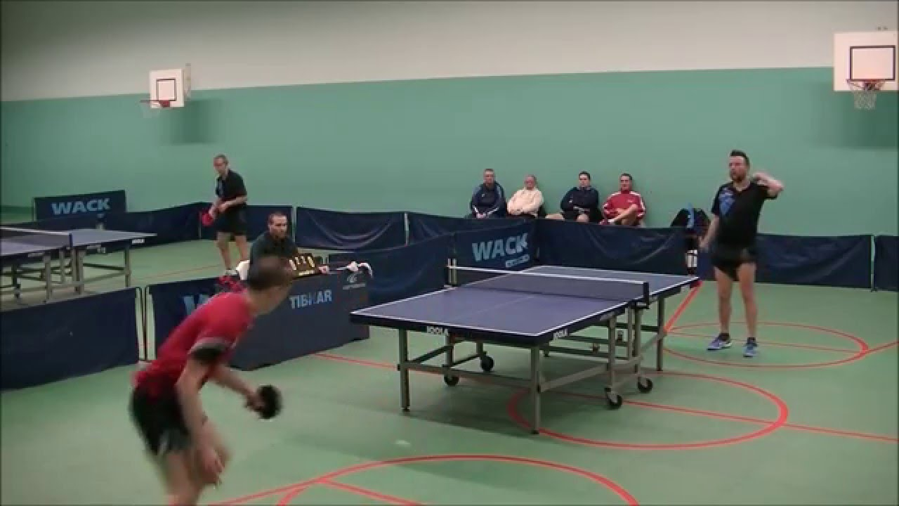 Wack Sport Tennis De Table National 3 Tennis De Table Asp Sainte Marie Vs Annequin Tt