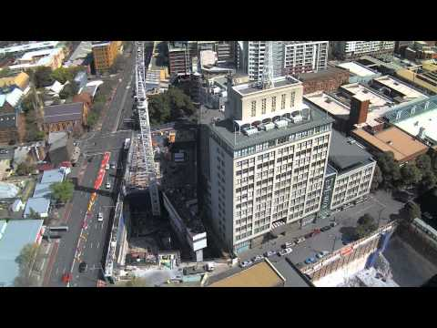 UTS City Campus Master Plan: 2012 in the blink of an eye