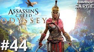 Zagrajmy w Assassin's Creed Odyssey PL odc. 44 - Otoczony przez węże