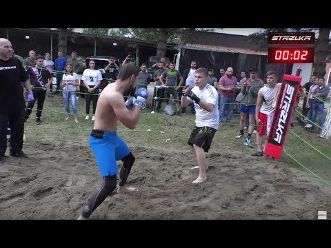 SUCHI brother Fighter vs Mountains fighters