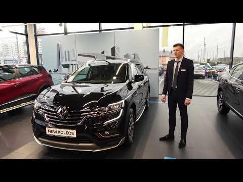 Все о Renault Koleos обзор, цена, комплектации, литые диски