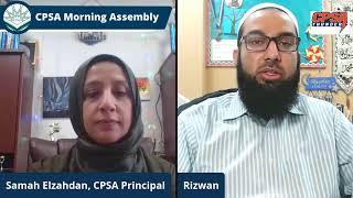 CPSA Morning Assembly 4-19-2021