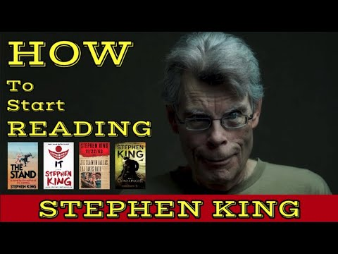 How To Start Reading Stephen King