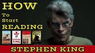 How To Start Reading Stephen King