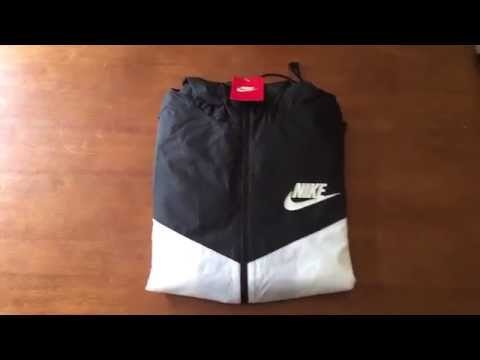 Nike Windrunner Jacket Unboxing Review