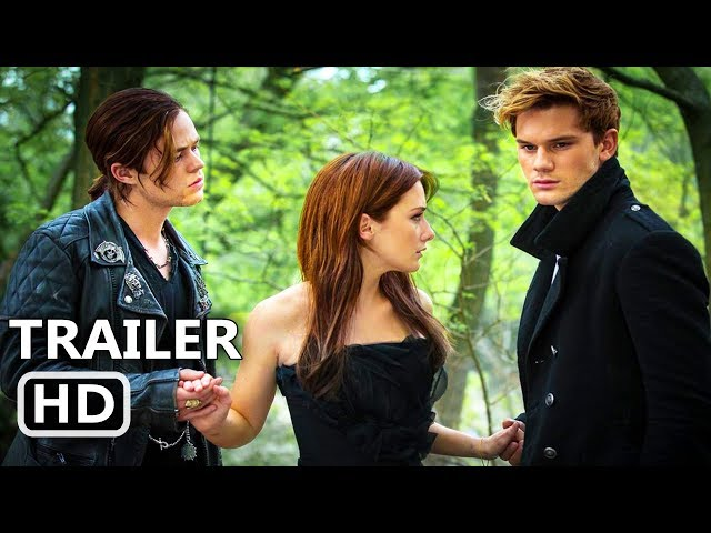 FALLEN Trailer (2017) Fantasy, Teen Movie HD