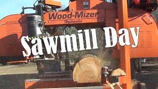 Sawmill Day