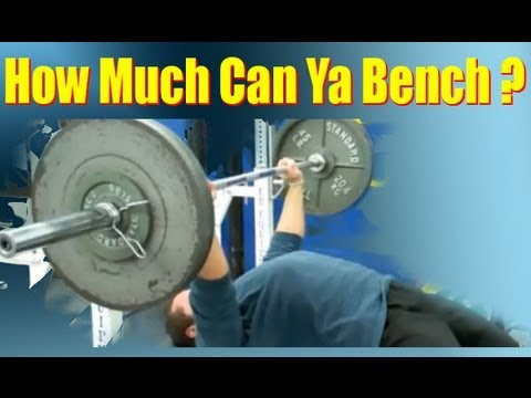 How To Bench Press More Weight With Proper Technique Youtube