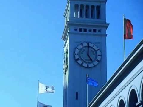 Ferry Building Clock Chime
