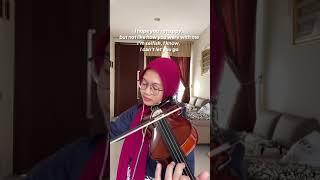 Happier - Olivia Rodrigo (Violin Cover) | Vinka Violinist