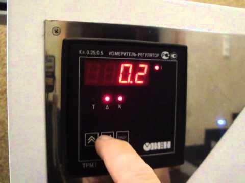 Терморегулятор ТРМ1-Щ11.У.Р