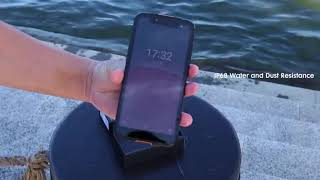 Ulefone Armor 5 IP68 Waterproof NFC Wireless Charge 5.85 inch  Unboxing - Review Price
