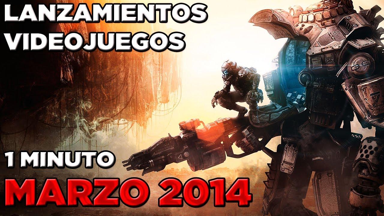 Lanzamientos De Videojuegos En 2014 | Autos Weblog