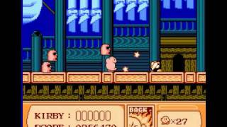 NES Longplay [063] Kirby's Adventure