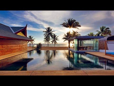 Iniala Beach House | Best Design Hotels in Phuket Thailand - roomsbooking com