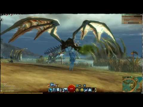 Guild Wars 2 - Tequatl the Sunless (Gate of Madness)