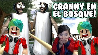 Granny in the Forest The Evil Grandma Returns Roblox Games
