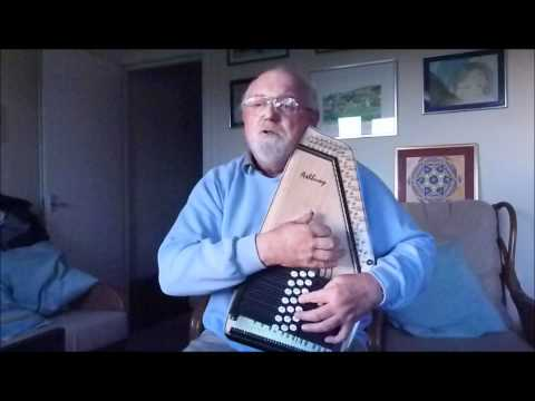 Autoharp: Dark As A Dungeon (Including lyrics and chords)