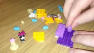 Cat's Playground Lego Friends Series 1 Playset - Toy Review 017