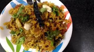Masala Rice Recipe/Mix veg pulao Recipe / Rice recipe / Veg pulao Recipe / Dinner Recipes