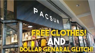Dollar General GLITCH! FREE Clothes, Cheap Disney Toys! VLOGMAS Day 4