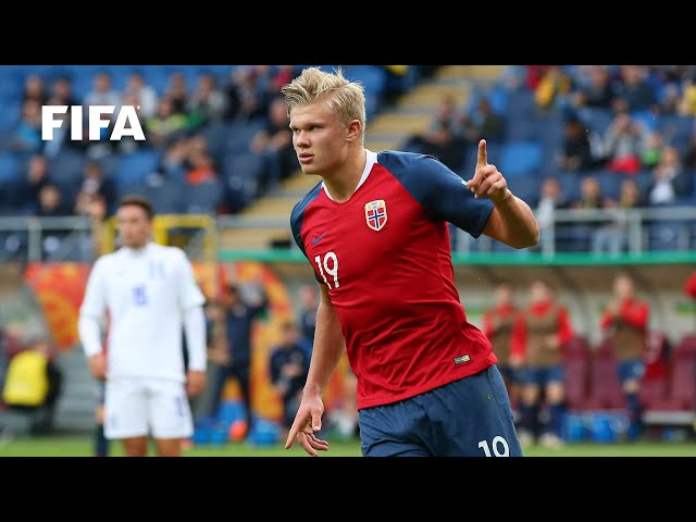 When Erling Haaland scored NINE goals in one game | FIFA U-20 World Cup