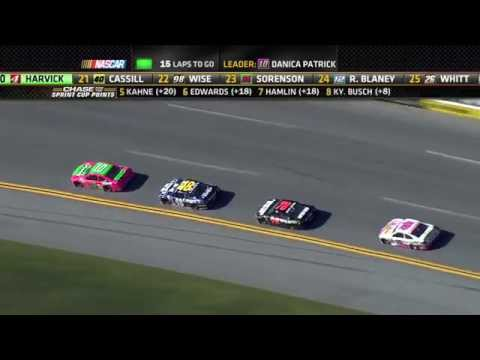 NASCAR Sprint Cup Series - Full Race - 2014 Geico 500 at Talladega