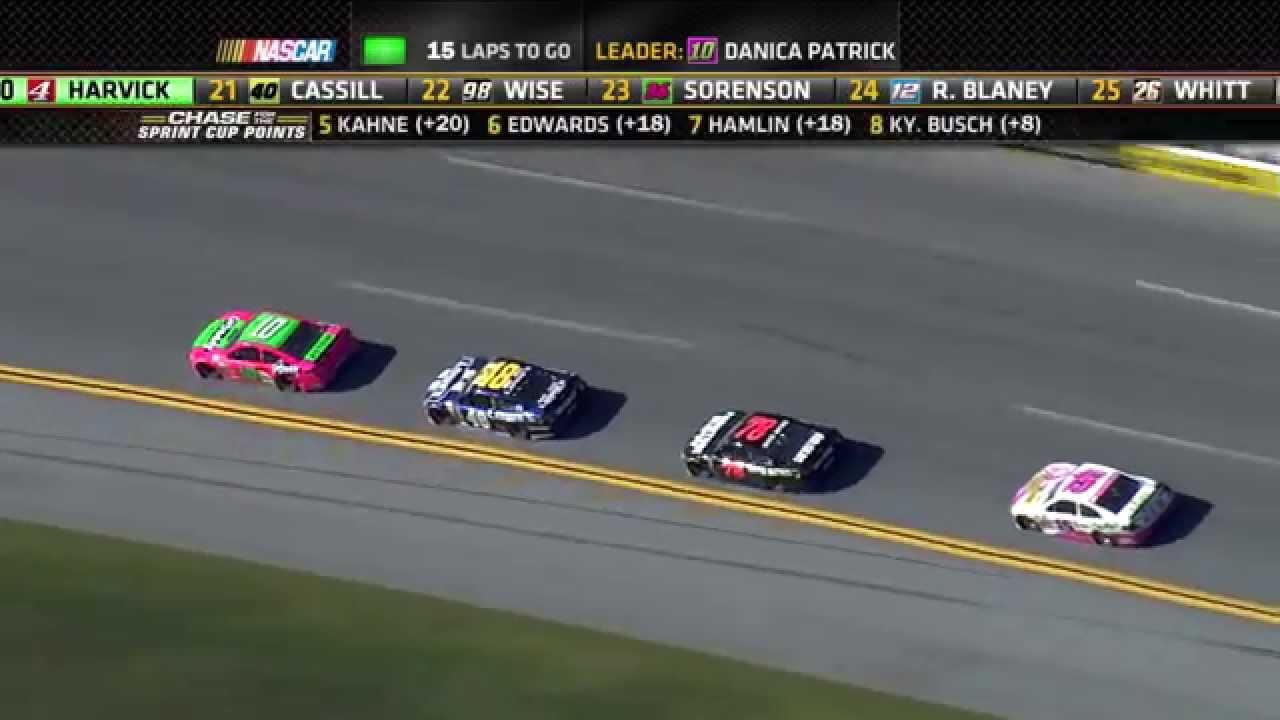 Column: Larson rolled but Talladega delivered for NASCAR