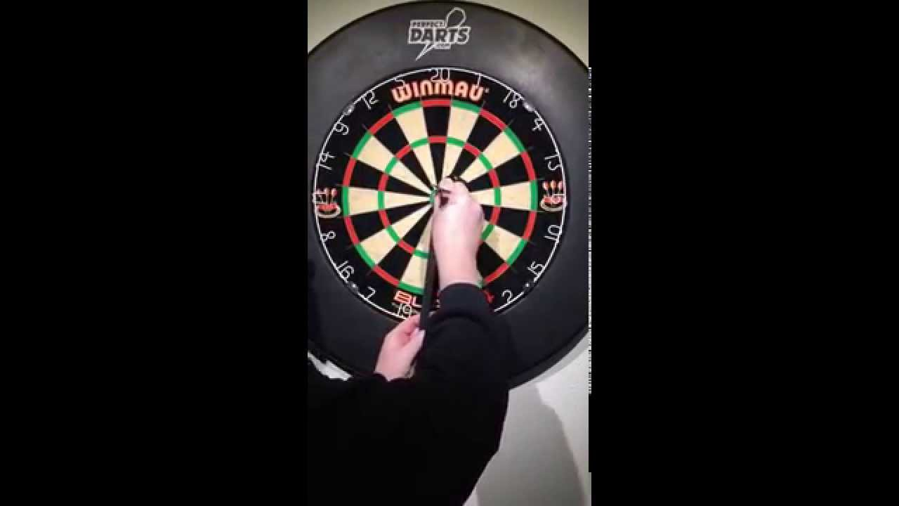 Darts How To Measure The Throwing Distance Or Length From