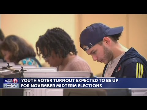 Youth voter turnout expected to increase for November midterm elections Mp3