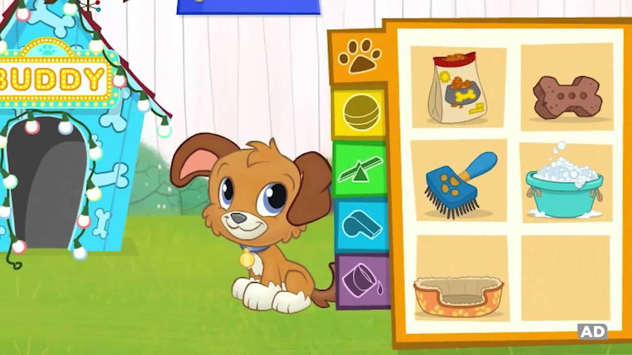 Pet Pals Puppies Hide And Seek Puzzle Learning Game