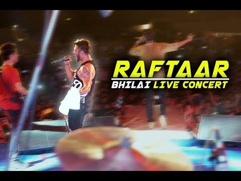 RAFTAAR Live Concert in BHILAI    LHIFilms   