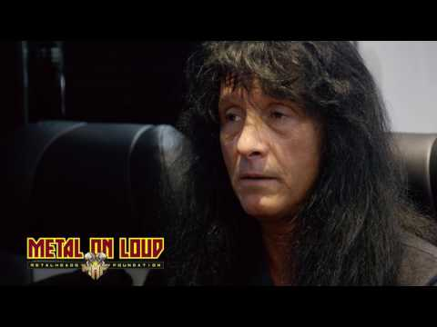 Metal On Loud Video Interview with Anthrax' Joey Belladonna