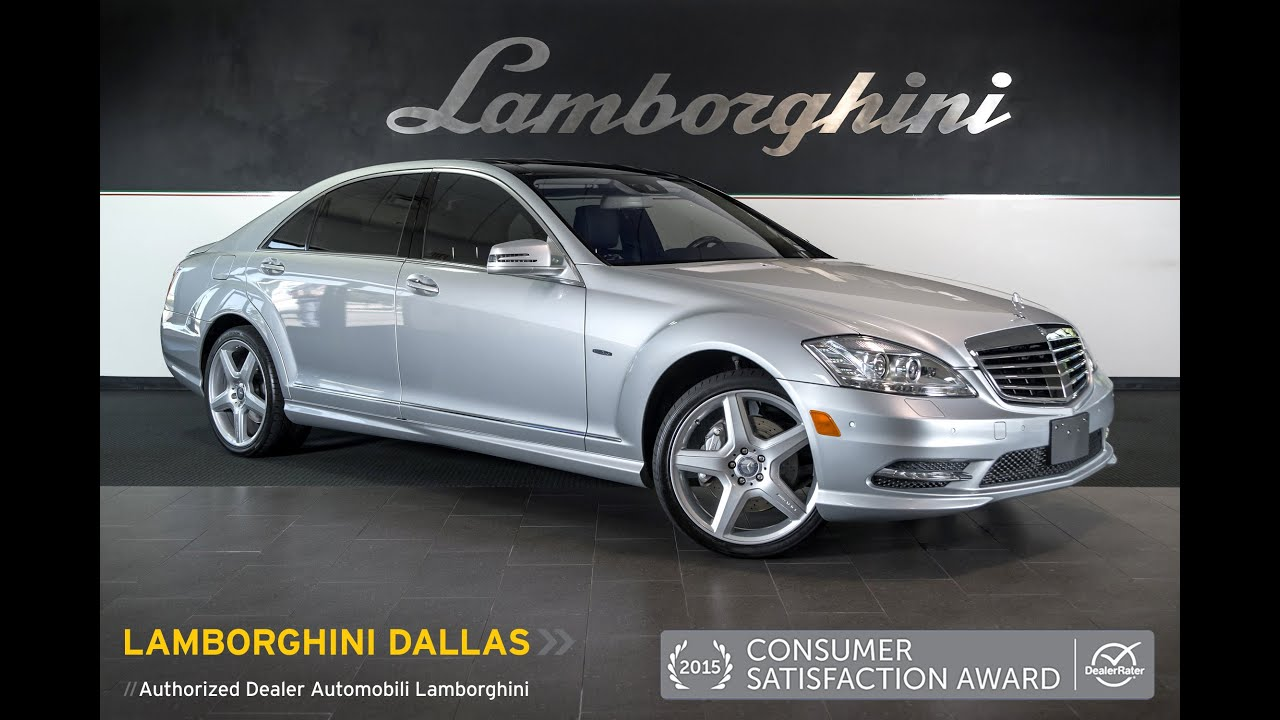 2012 mercedes benz s550 metallic silver lt0811 youtube for 2012 mercedes benz s550 for sale