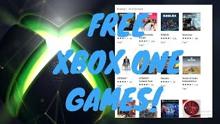 FREE XBOX ONE GAMES JULY 2018!