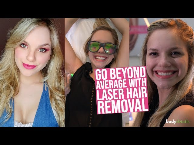 Underarm Laser Hair Removal with Leticia | Stay Savage Not Average! | Body Details