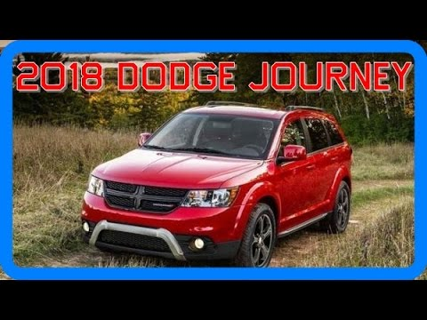2018 Dodge Journey Redesign Interior And Exterior