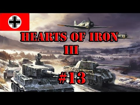 Hearts of Iron 3 | BlackICE 8.5 | Germany | Episode 13 | The Tripartite Pact!