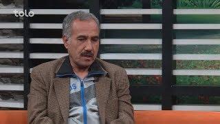 بامداد خوش - ورزشگاه - صحبت های صدیق فایز (آمر ورزشی ولایت جوزجان) در مورد وضعیت ورزش در جوزجان