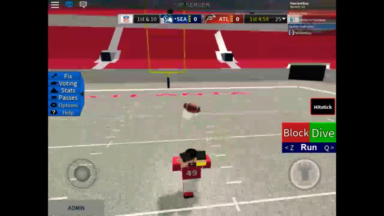V I P Sever Practice! Legendary Football!