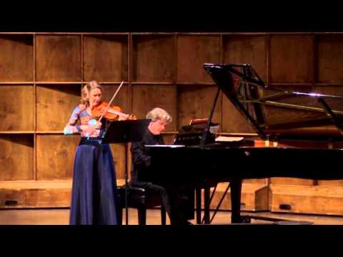 Duo Concertante - Six Bach Sonatas (short version)