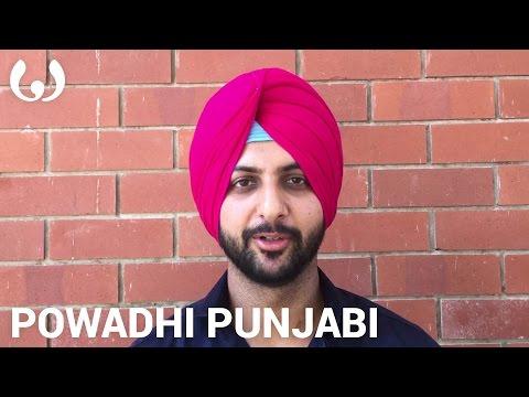 WIKITONGUES: Randeep speaking Powadhi Punjabi